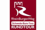 Markierungen der Schwede-Bure-Tour