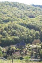 Mittelrhein: Blick auf die Marienkapelle von Engehöll - Foto: Stefan Frerichs / RheinWanderer.de