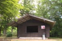 Mosel: Schutzhütte König bei Bullay - Foto: Stefan Frerichs / RheinWanderer.de