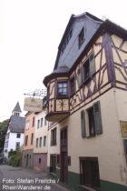 Mosel: Zehnthaus in Bullay - Foto: Stefan Frerichs / RheinWanderer.de