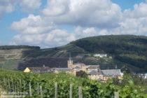 Ahr: Kloster Calvarienberg in Ahrweiler - Foto: Stefan Frerichs / RheinWanderer.de