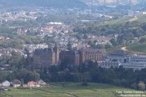 Ahr: Blick auf Kloster Calvarienberg - Foto: Stefan Frerichs / RheinWanderer.de