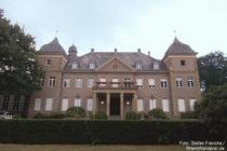 Niederrhein: Schloss Garath - Foto: Stefan Frerichs / RheinWanderer.de