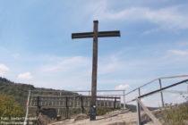 Ahr: Aussichtspunkt Schwarzes Kreuz bei Altenahr - Foto: Stefan Frerichs / RheinWanderer.de