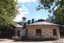 Ahr: Schutzhütte beim Krausbergturm - Foto: Stefan Frerichs / RheinWanderer.de