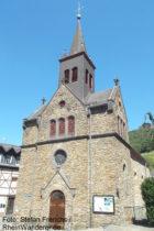 Ahr: Sankt-Antonius-Kapelle in Rech - Foto: Stefan Frerichs / RheinWanderer.de