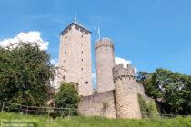 Odenwald: Starkenburg bei Heppenheim - Foto: Stefan Frerichs / RheinWanderer.de