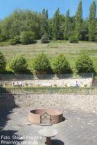 Odenwald: Gesundbrunnen im Fürstenlager bei Auerbach - Foto: Stefan Frerichs / RheinWanderer.de