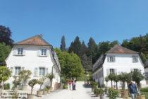 Odenwald: Damen- und Prinzenbau im Fürstenlager bei Auerbach - Foto: Stefan Frerichs / RheinWanderer.de