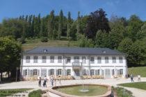 Odenwald: Herrenhaus im Fürstenlager bei Auerbach - Foto: Stefan Frerichs / RheinWanderer.de