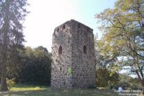 Odenwald: Waldnerturm bei Hemsbach - Foto: Stefan Frerichs / RheinWanderer.de