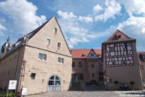 Odenwald: Kurmainzer Amtshof in Heppenheim - Foto: Stefan Frerichs / RheinWanderer.de