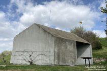 Inselrhein: Weinberghaus Perka - Foto: Stefan Frerichs / RheinWanderer.de