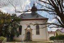 Inselrhein: Evangelische Kirche von Rommersheim - Foto: Stefan Frerichs / RheinWanderer.de