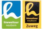 Markierungen der Hiwweltour Neuborn