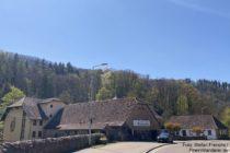 Odenwald: Obere Fuchs'sche Mühle im Weschnitztal - Foto: Stefan Frerichs / RheinWanderer.de