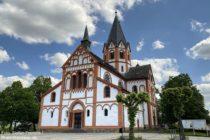 Ahr: Sankt-Peter-Kirche von Sinzig - Foto: Stefan Frerichs / RheinWanderer.de