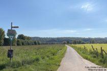 Ahr: Wanderweg auf der Goldenen Meile bei Sinzig - Foto: Stefan Frerichs / RheinWanderer.de