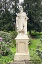 Ahr: Barbarossa-Denkmal von Sinzig - Foto: Stefan Frerichs / RheinWanderer.de