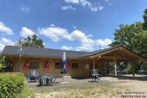 Ahr: Cäcilia-Hütte beim Feltenturm bei Sinzig - Foto: Stefan Frerichs / RheinWanderer.de