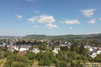Ahr: Blick auf Kripp - Foto: Stefan Frerichs / RheinWanderer.de