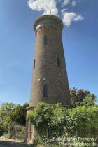 Ahr: Wasserturm von Kripp - Foto: Stefan Frerichs / RheinWanderer.de