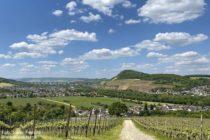 Ahr: Blick auf Ehlingen und Heimersheim - Foto: Stefan Frerichs / RheinWanderer.de
