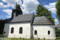 Ahr: Sankt-Hubertus-Kapelle in Ehlingen - Foto: Stefan Frerichs / RheinWanderer.de