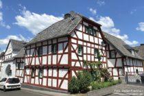Ahr: Zehnthof von Ehlingen - Foto: Stefan Frerichs / RheinWanderer.de
