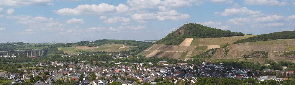Ahr: Blick auf Heimersheim - Foto: Stefan Frerichs / RheinWanderer.de