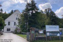 Odenwald: Gasthaus Mühlenhof im Kanzelbachtal - Foto: Stefan Frerichs / RheinWanderer.de