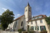 Odenwald: Evangelische Stadtkirche in Schriesheim - Foto: Stefan Frerichs / RheinWanderer.de